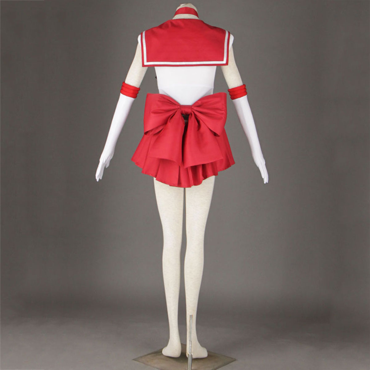 Sailor Moon Hino Rei 1 Cosplay Costumes AU