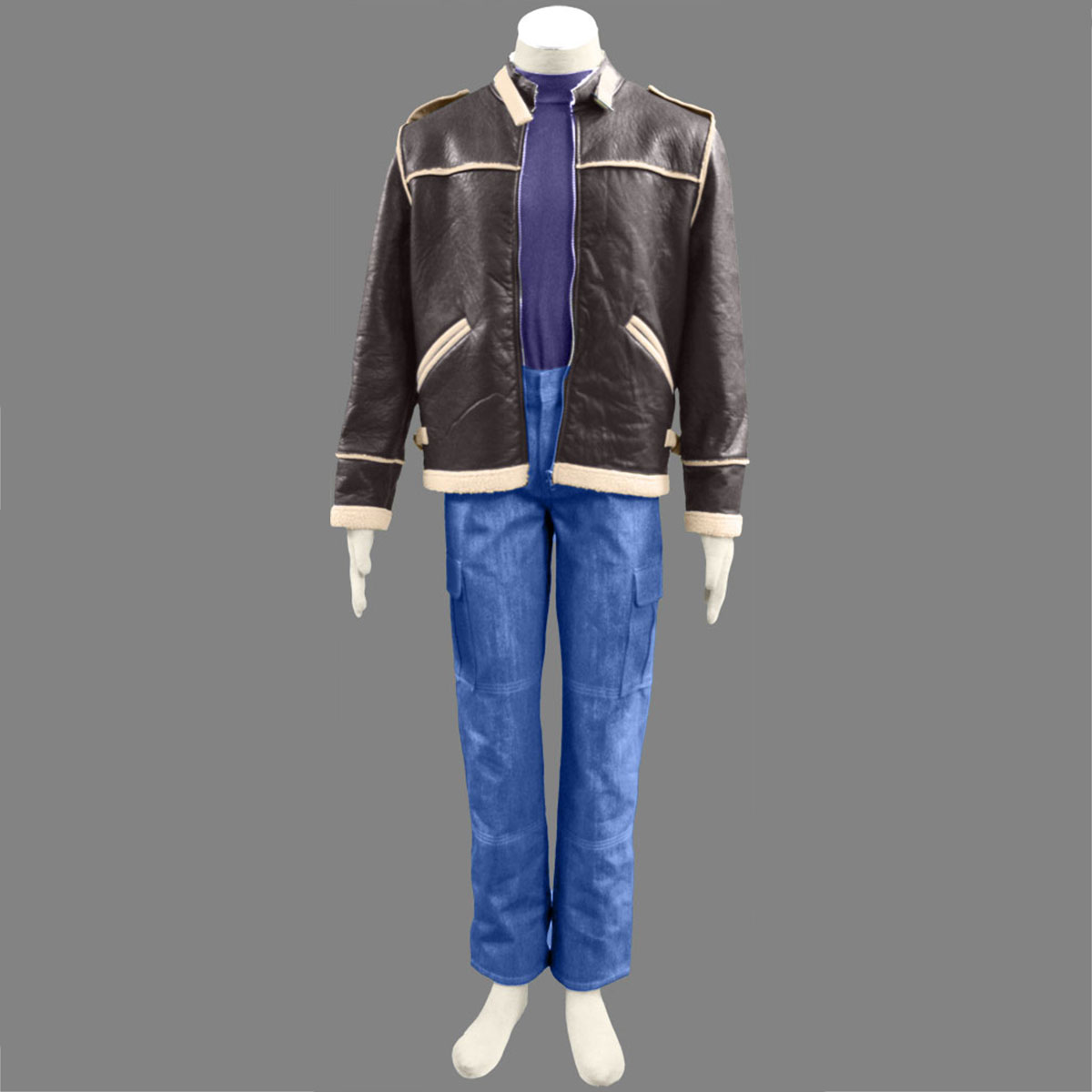 resident evil 4 leon s  kennedy cosplay costume resident evil 4 leon s  kennedy cosplay costume