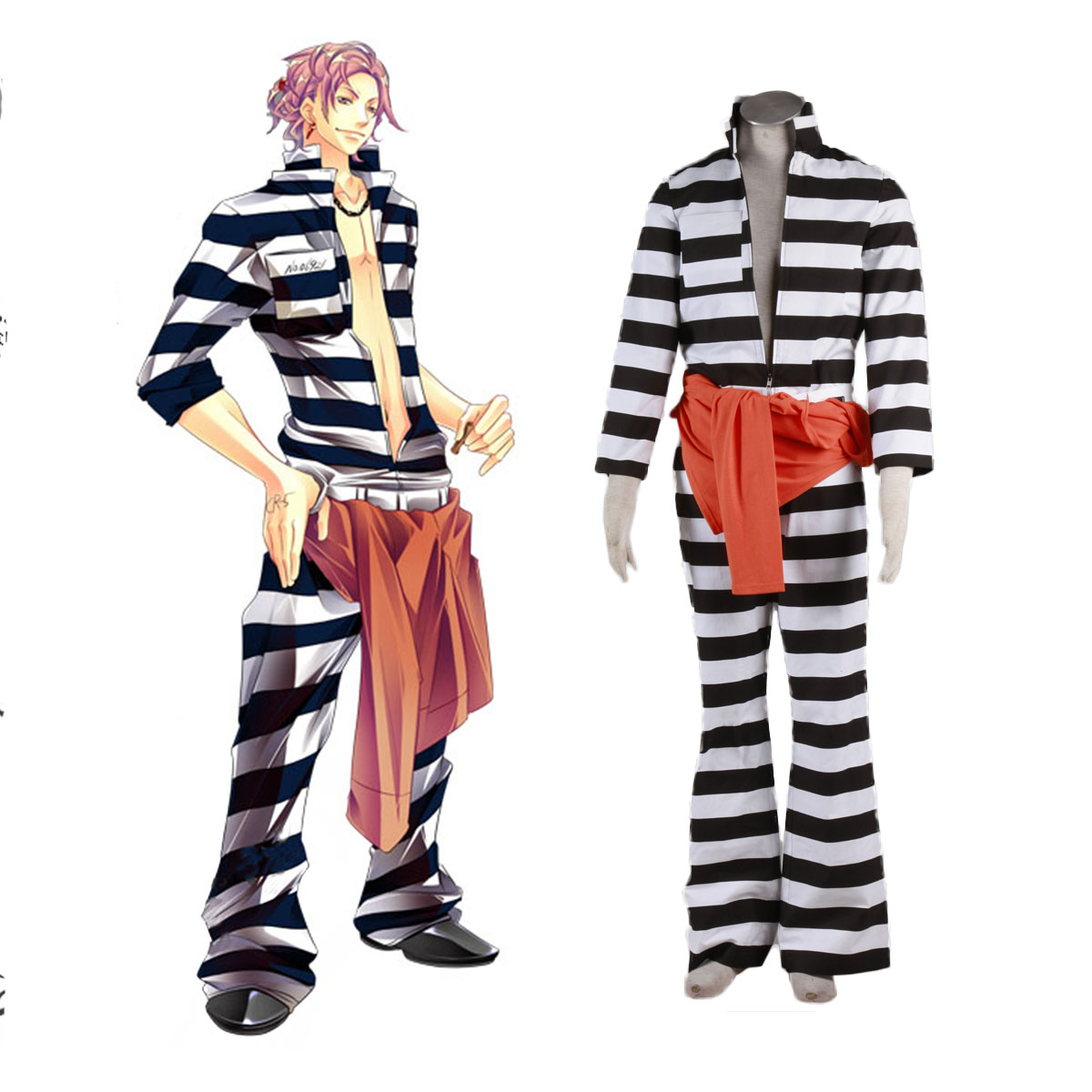 Lucky Dog1 Luchino·Gregoretti Cosplay Costumes AU