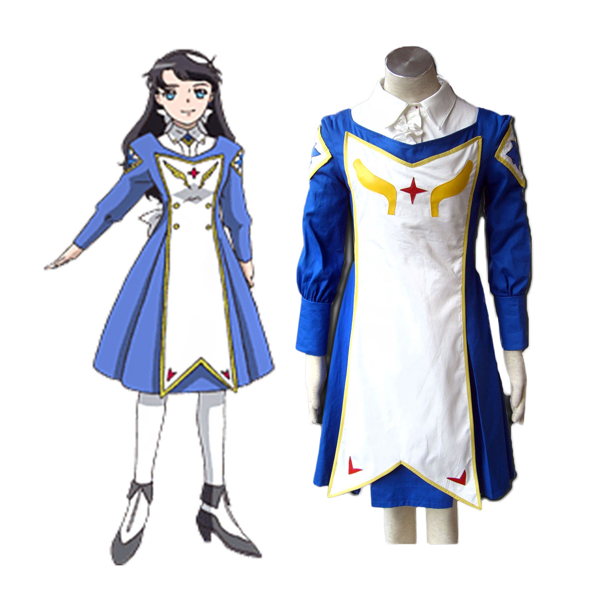 My-Otome Rena Sayers Cosplay Costumes AU