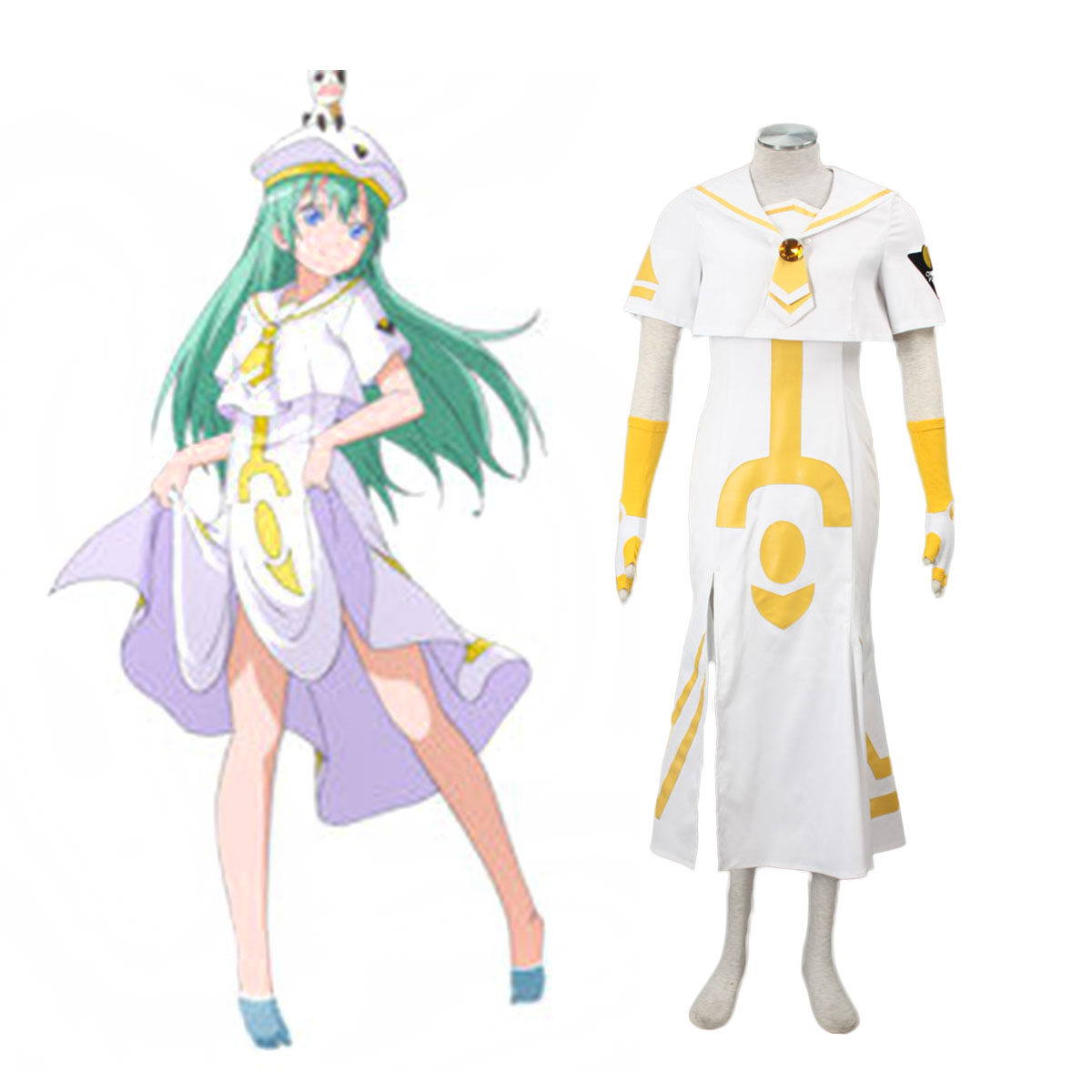 Aria Alice Carroll 1 Cosplay Costumes AU