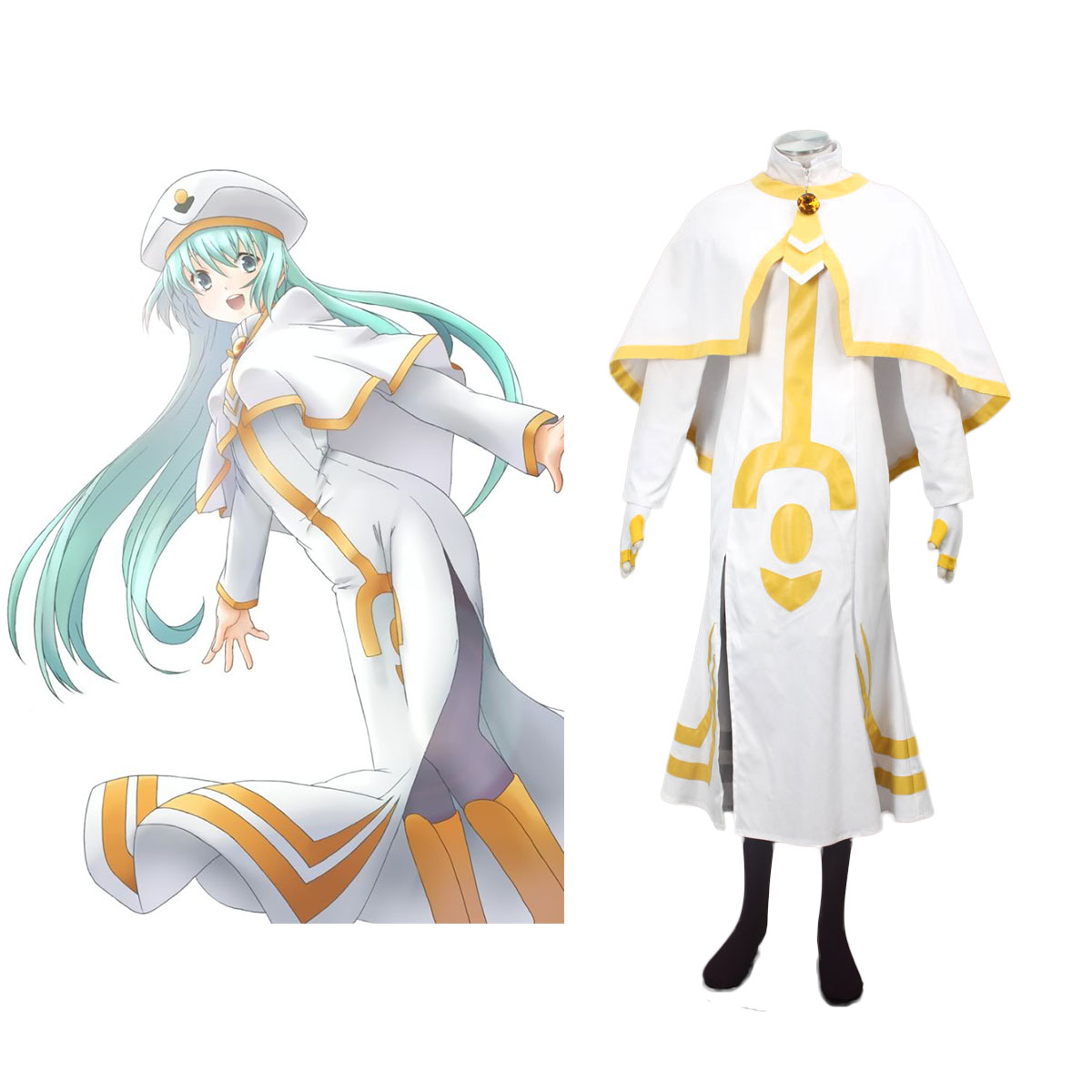 Aria Alice Carroll 2 Cosplay Costumes AU