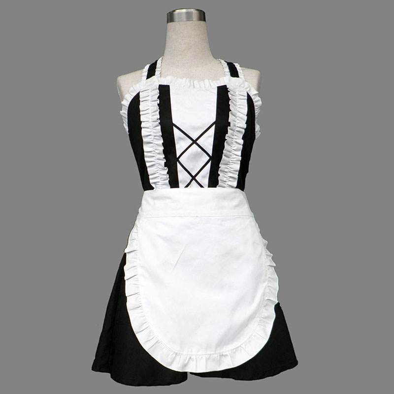 Maid Uniform 3 Devil Attraction Cosplay Costumes AU