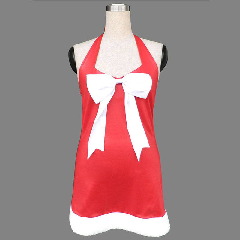 Christmas Lady Dress 1 Cosplay Costumes AU