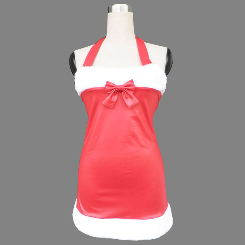Christmas Lady Dress 2 Cosplay Costumes AU