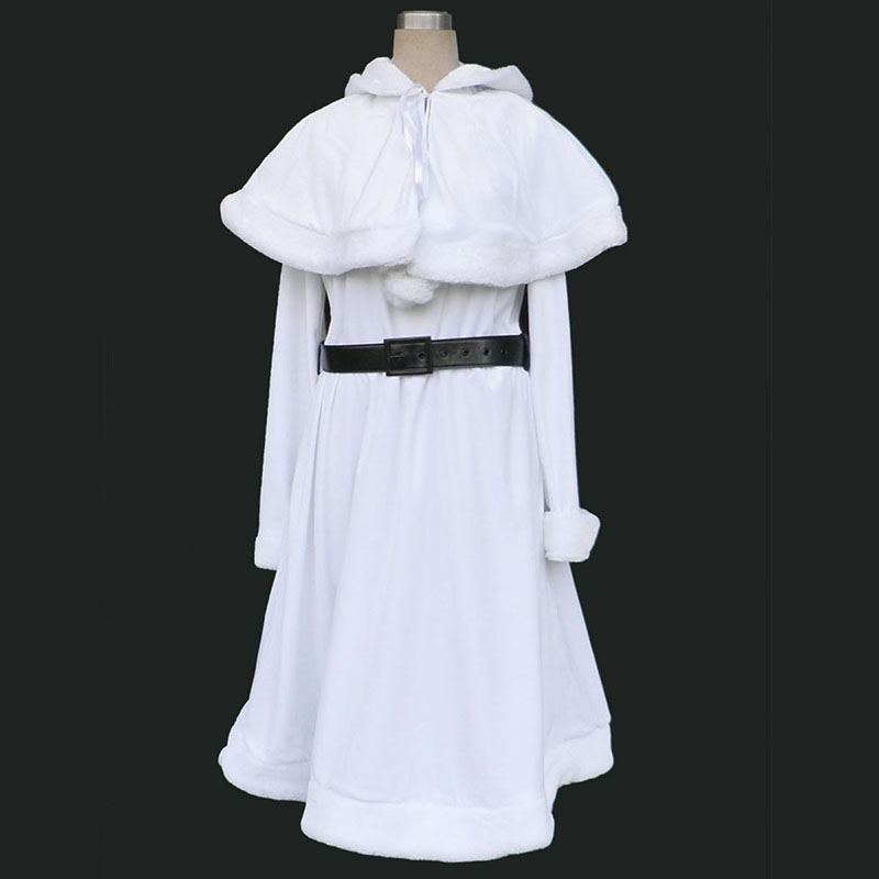 Christmas Lady Dress 10 Cosplay Costumes AU