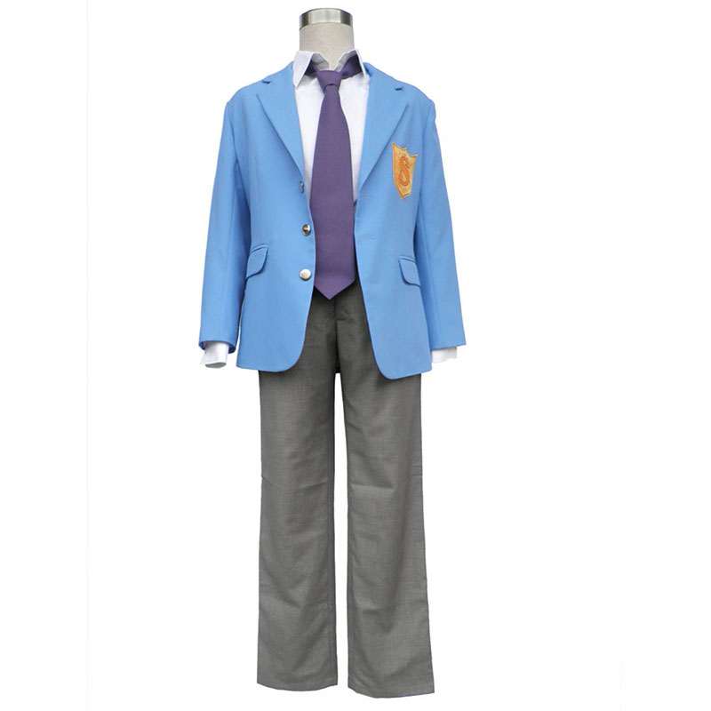 The Springs of Prince Male Uniforms Cosplay Costumes AU