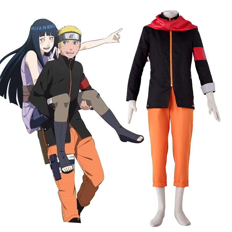 Naruto The Last Naruto 8 Cosplay Costumes AU