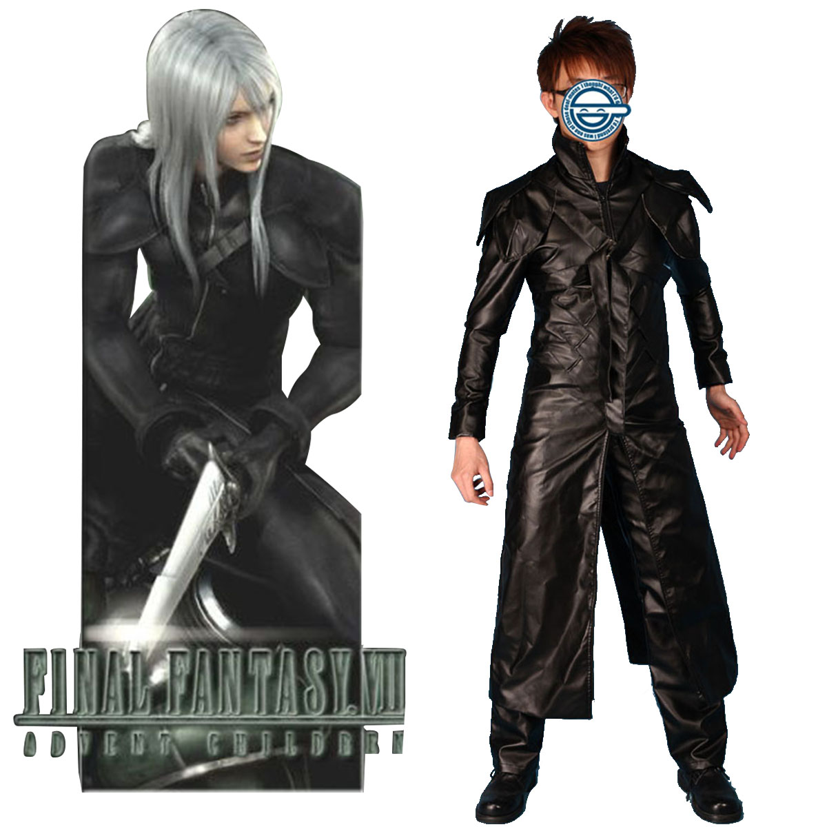 Final Fantasy VII Yazoo Cosplay Costumes AU