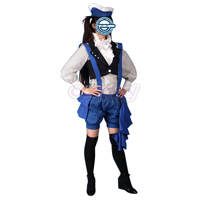 Black Butler Ciel Phantomhive 2 Cosplay Costumes AU