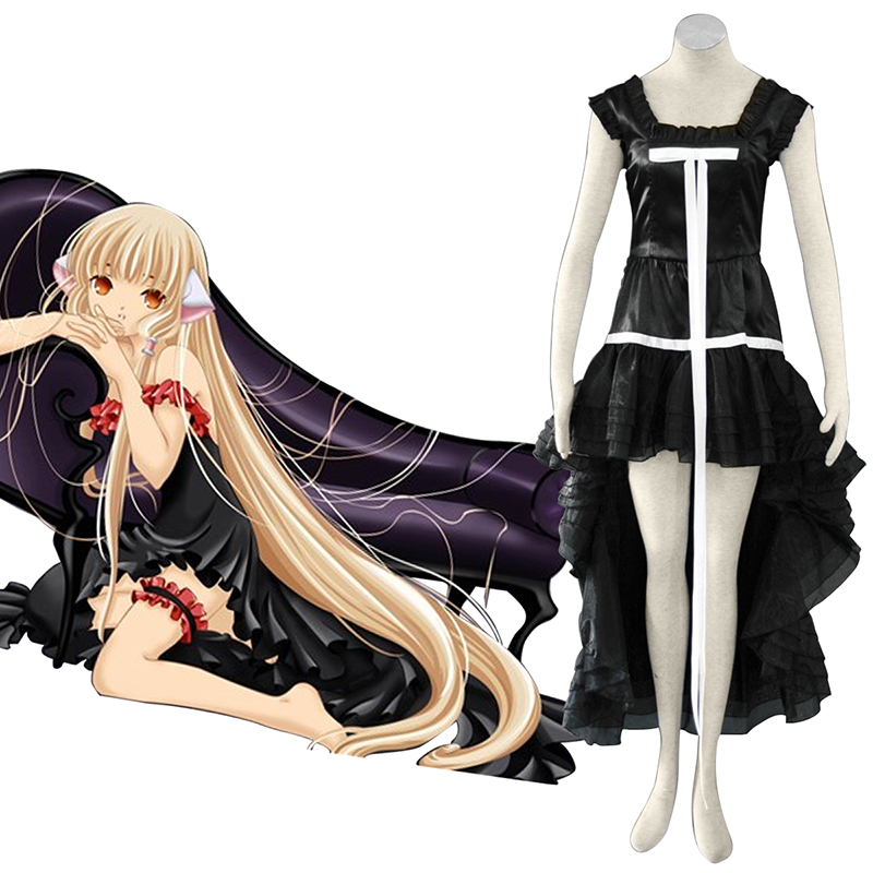Chobits Chi 1 Cosplay Costumes AU