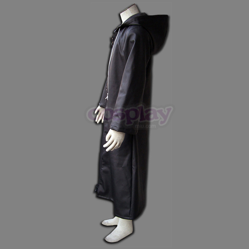 Kingdom Hearts Organization XIII Vexen 1 Cosplay Costumes AU