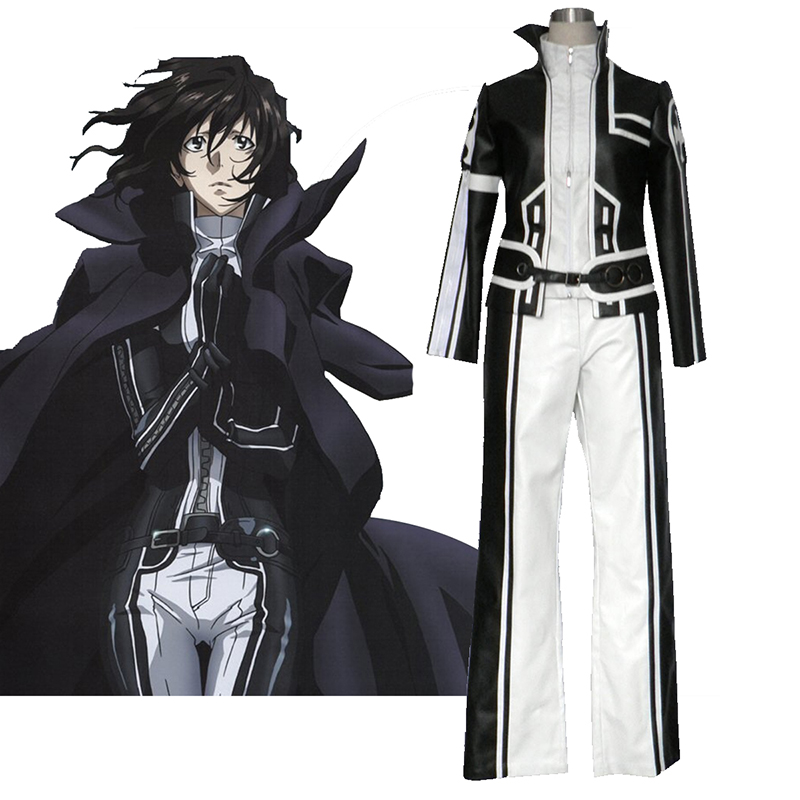 D.Gray-man Miranda Lotto 2 Cosplay Costumes AU