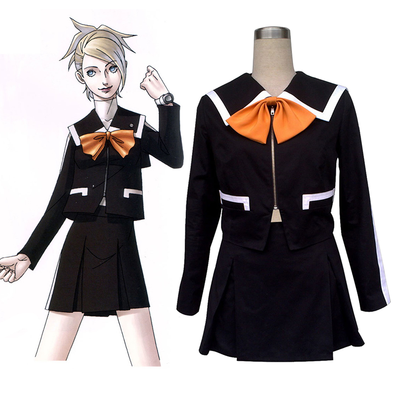 Persona 2: Innocent Sin Lisa Silverman 1 Cosplay Costumes AU