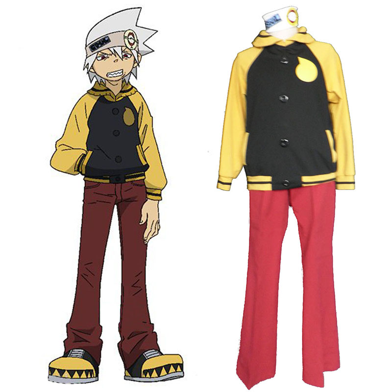 Soul Eater SOUL 1 Cosplay Costumes AU