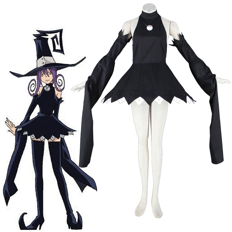 Soul Eater Blair 1 Cosplay Costumes AU