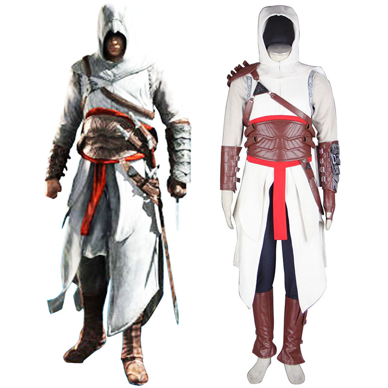 Assassin's Creed Assassin 1 Cosplay Costumes AU