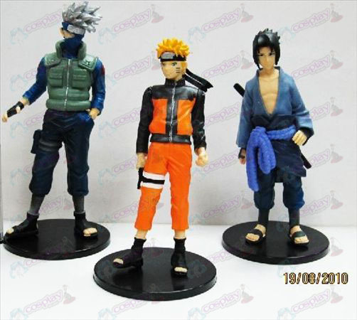 9 Generation 3 Naruto base (box 13cm)