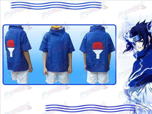 Naruto Sasuke COS clothing