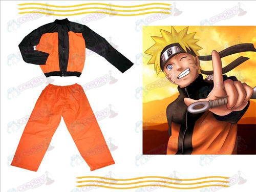 Naruto Naruto II COS clothing