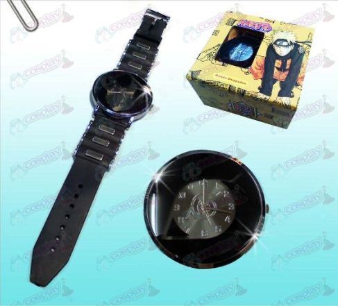Naruto konoha black watches
