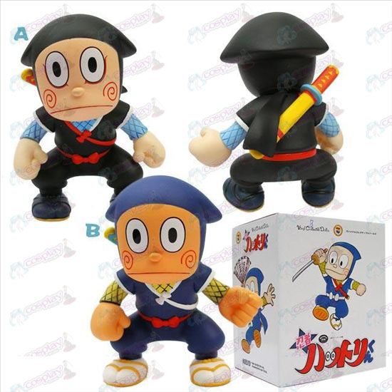 Both Ninja boxed doll (sets)