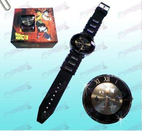Dragonball 7 Star Black watches