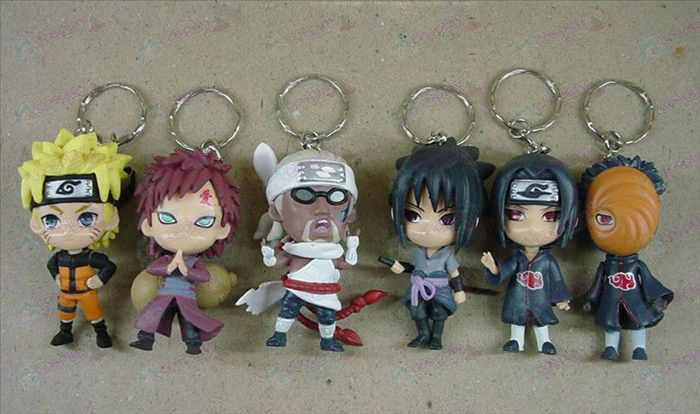 19 on behalf of six big Ninja keychain