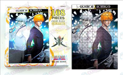 Bleach Accessories Jigsaw (108-023)