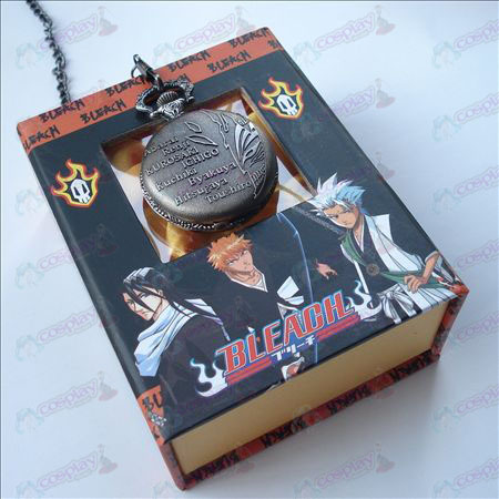 Bleach Accessories Pocket Watch + Card