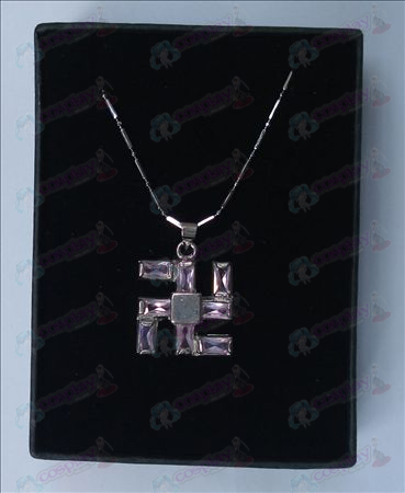 Bleach Accessories thousand words necklace (large pink)