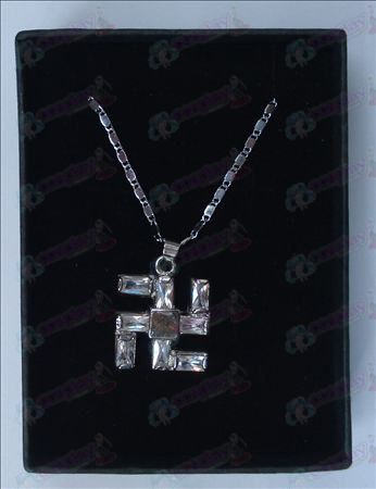 Bleach Accessories thousand words necklace (white)
