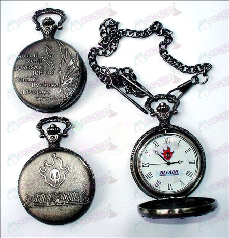 Bleach Accessories Pocket Watch (drums)