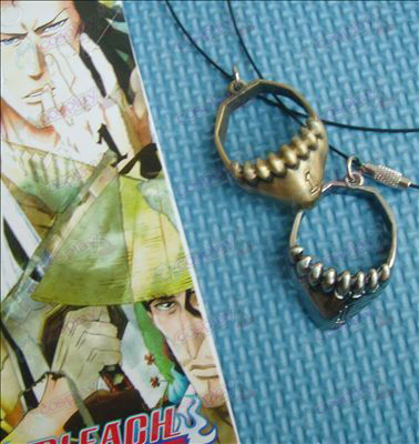 Bleach Accessories1 edge virtual face necklace