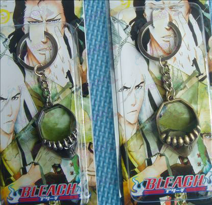 Bleach Accessories1 edge virtual face keychain