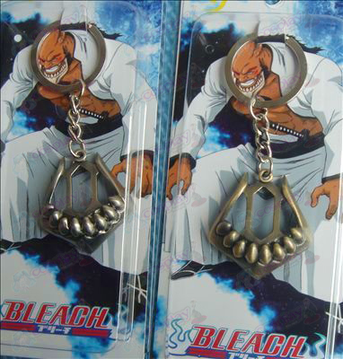 Bleach Accessories0 edge virtual face keychain