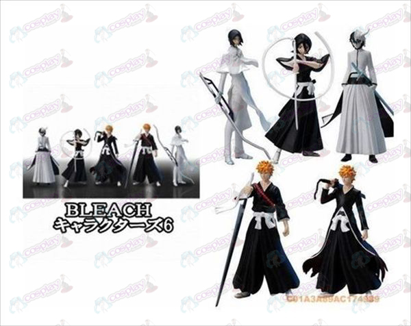 6 Generation 5 models Bleach Accessories Base