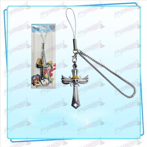 One Piece Accessories Luffy flag wings Cross Strap