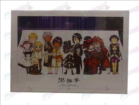 Black Butler Accessories Jigsaw