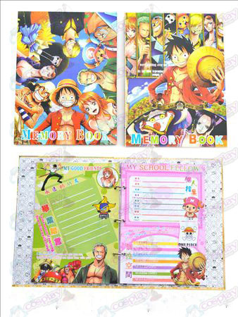 One Piece Accessories Big Classmates (The)