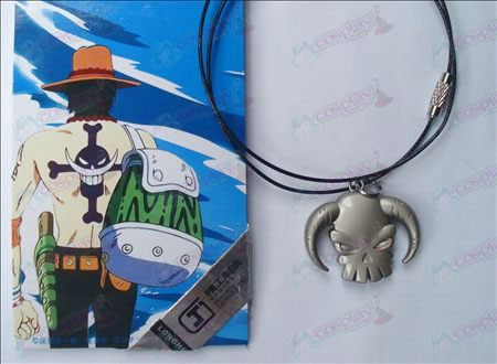 One Piece Accessories-Exelon small Tau Necklace