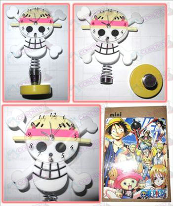 One Piece Accessories Luffy small alarm clock
