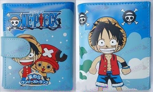 Q version of One Piece Accessories Avatar wallet (B) B