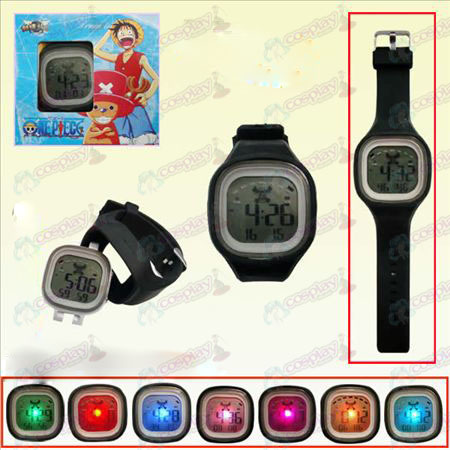 One Piece Accessories multifunction electronic watch