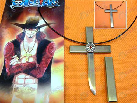 One Piece Accessories Hawkeye cross sheath