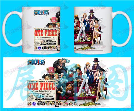 H-One Piece Accessories Mugs concert