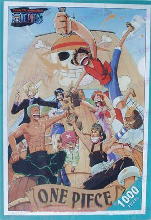 One Piece Accessories puzzle 1310