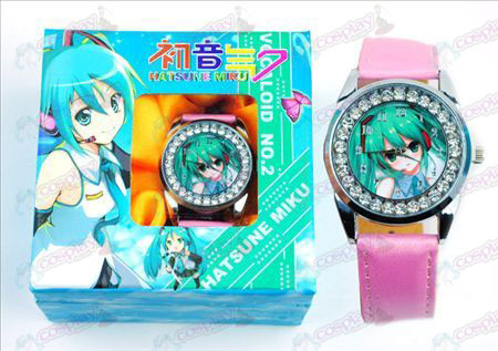 Hatsune diamond watches