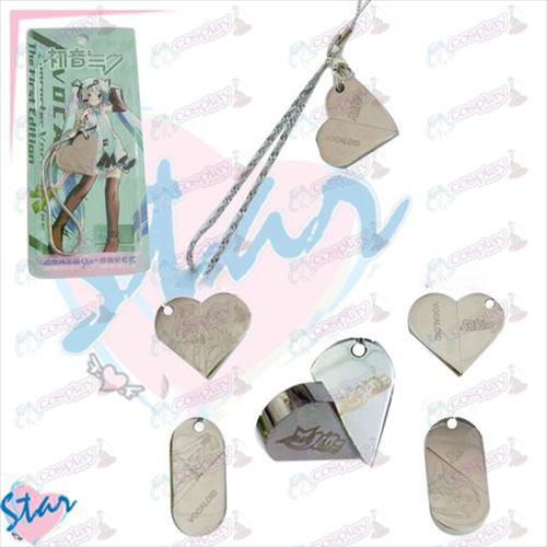 Hatsune heart-shaped transition Strap