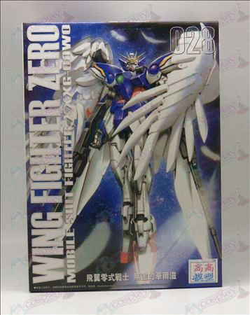 1100 high flying wing Zero fighters - Endless Waltz Gundam Accessories (028)